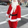 On the day of the Cookie Walk, our official Santa will greet you (not to be confused with the thousands of SantaCon santas roaming the streets) ...